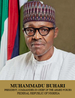 President G. M. Buhari CGNF Frontpage