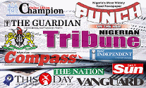 nigerian newspaper mini